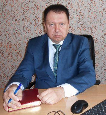 Директор Новочеркасского филиала Сергей Игоревич Шенкоренко