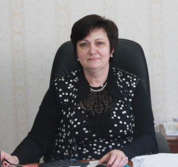 Директор Песчанокопского филиала Людмила Викторовна Проскурина