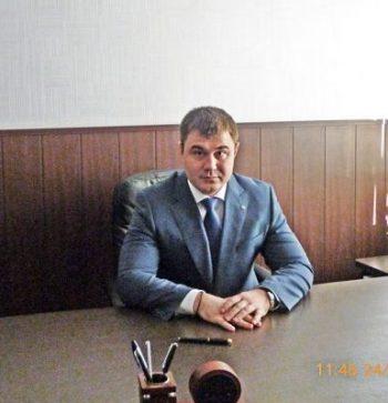 Директор Мясниковского филиала Андрей Владимирович Федоров