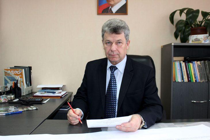 Директор Волгодонского филиала Олег Михайлович Бакунец