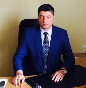 Директор Таганрогского филиала Максим Александрович Гайда