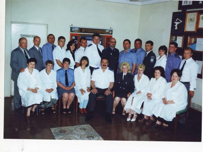 2001 год Сальская СББЖ (Copy)