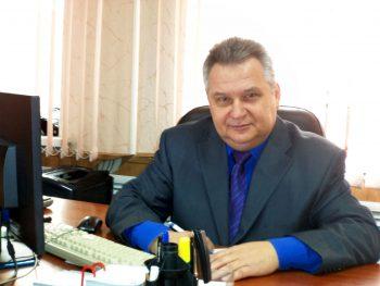 Директор Кагальницкого филиала Виктор Михайлович Брык