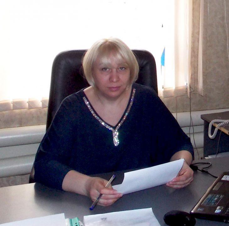 Директор Шолоховского филиала Светлана Дмитриевна Сушкина