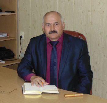 Директор Красносулинского филиала Владимир Викторович Глушков