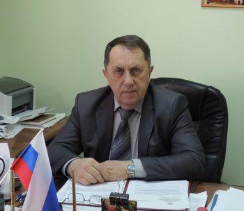 Директор Морозовского филиала Александр Юрьевич Коваленко