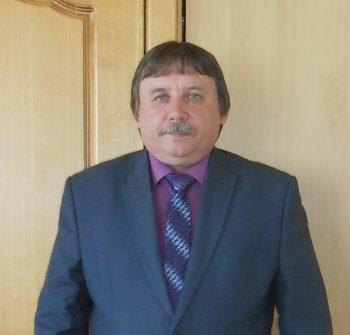 Директор Константиновского филиала Виктор Иванович Раскаряка