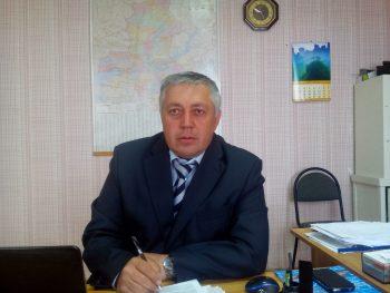 Директор Дубовского филиала Башир Гасаналиевич Курбанов