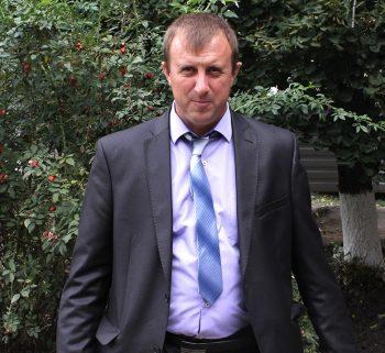Директор Кашарского филиала Виталий Леонидович Мощенко