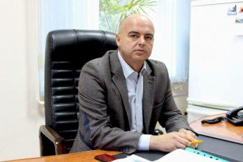 Директор Каменского филиала Александр Петрович Романцов