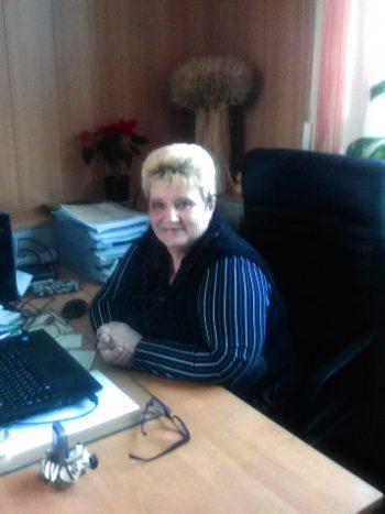 Директор Обливского филиала Татьяна васильевна Дудка