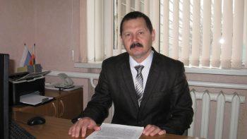 Директор Родионово-Несветайского филиала Хачехпар Эдуардович Млтыхян