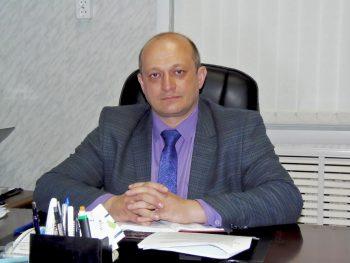 Директор Октябрьского филиала Сергей Станиславович Исоханов