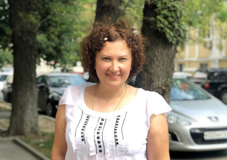 Поцелуева Юлия Александровна